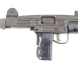 An absolutely beautiful Uzi machine gun as produced by...