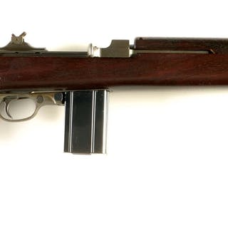 Fine and scarce Quality Hardware carbine made in 1943