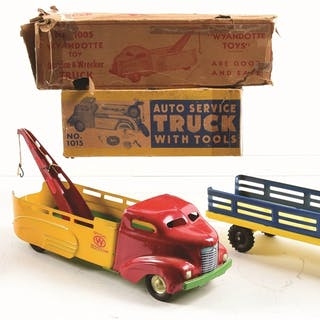 All with original boxes