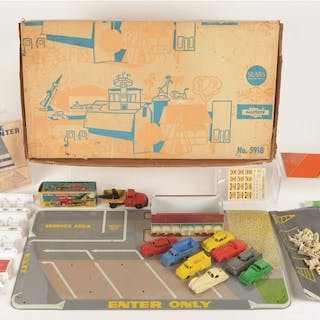 Both scarce play sets