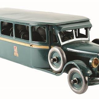 Circa 1927 - 1929