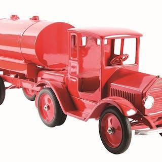 A professional restoration to an all-original truck