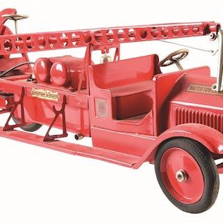 Older restoration performed to original truck