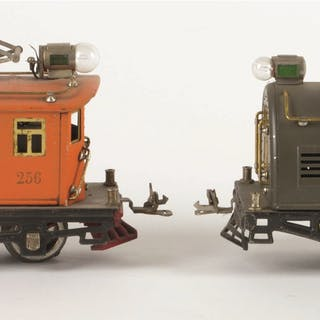 Locomotive is complete and all original