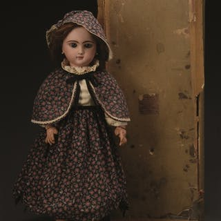 "Very pretty French Bebe made by Jumeau and sold as ""Bebe..."