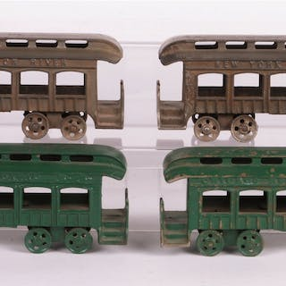 Lot consists of: first and second