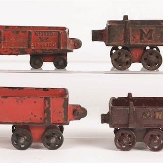 Lot consists of: first