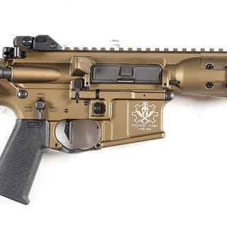 Extremely attractive and well-made LWRC International...
