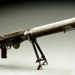 Manufactured by Birmingham Small Arms Company