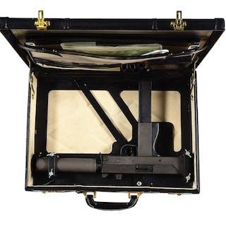 RPB manufactured suppressed Cobray marked M11 9mm machine...