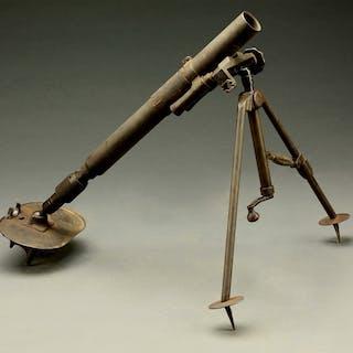 Amnesty registered Russian model 1939 50mm mortar direct...