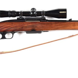 Seldom seen example of a Winchester lever action Model 88...