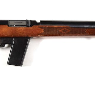 Marlin Camp 45 with suppressed barrel built by S&H Arms