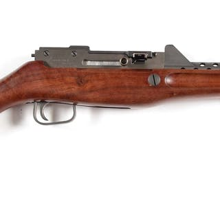 This lovely .22 belt fed was produced by Lakeside Machine