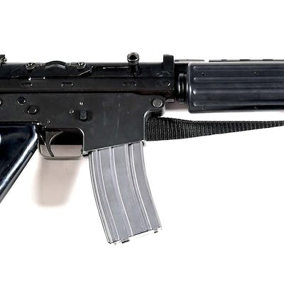 Rather seldom available 5.56 mm FN-C machine gun as...