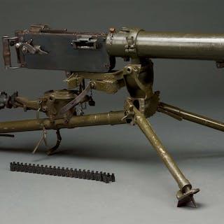 This is a Charles Erb registered DWM MG-08 Maxim...