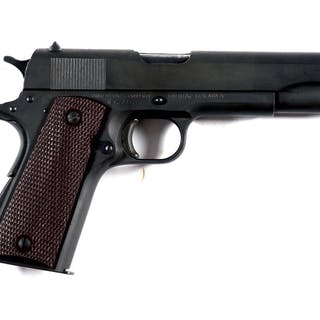 One of the last pre-War Colt US Army models made in 1941