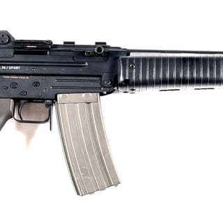 This is an extremely attractive and high condition Beretta AR-70 machine gun