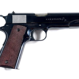 This commercial model 1911 was made in 1937 and has all...