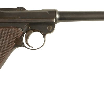 Original configuration first issue Navy contract Luger...