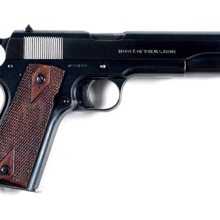 This beauty is a standard Colt US Army Model made in 1918