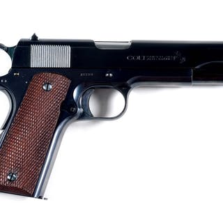 This beautiful pre-War .38 Super was made in 1934 and is...