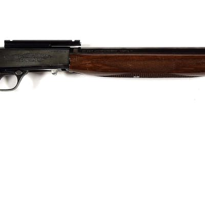 Rifle manufactured in 1981