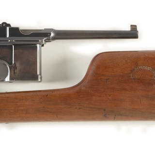 These large ring pistols were made just prior to the Italian contract