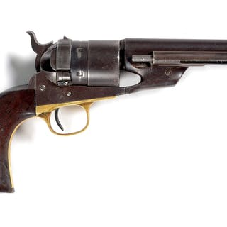 One of the least common US issued handguns produced by Colt