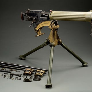 Very attractive Vickers Armstrong commercial machine gun...