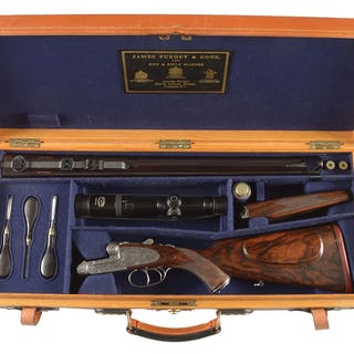 (1992) James Purdey was well known for his express rifles...