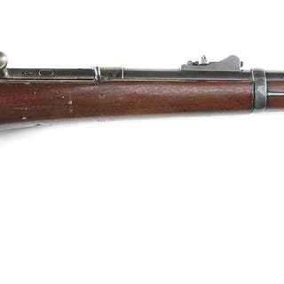 Made by the Springfield Armory in 1884