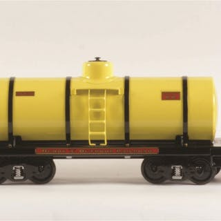 Consisting of a Boxcar