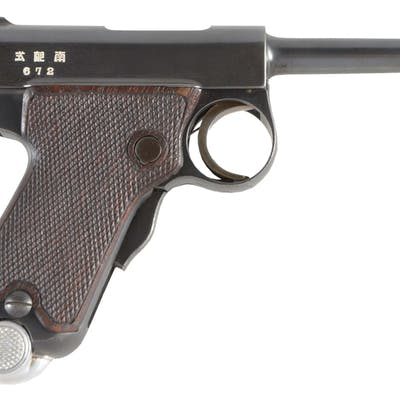 These rare and popular pistols were all chambered in the...