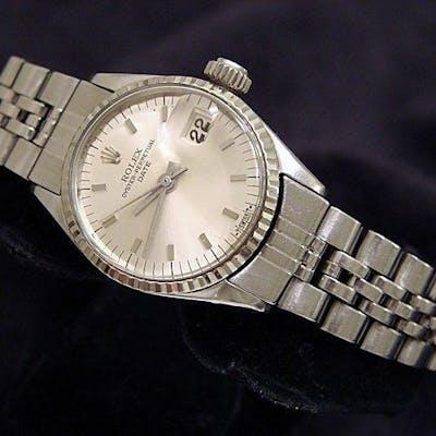 Ladies Rolex Stainless Steel Date Silver 6517 (SKU 1398516MT)