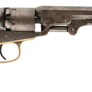 A PRESENTATION .31 CALIBRE FIVE-SHOT PERCUSSION LONDON COLT POCKET