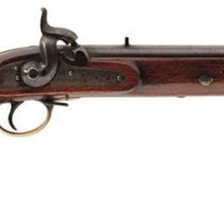A GOOD .650 PERCUSSION MODEL 1844 YEOMANRY CAVALRY CARBINE, 20inch