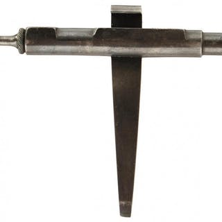 A VERY RARE KERR REVOLVER COMBINATION TOOL, comprising turnscrew