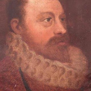 BRITISH SCHOOL (19TH CENTURY), Portrait of James Stuart (1566-1625