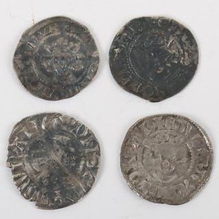 Edward I (1272-1307) new coinage penny class 9b