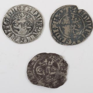 Edward I (1272-1307) new coinage halfpenny class 3c (S.1432)