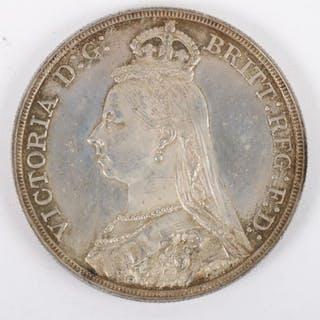 Victoria (1837-1901) Crown 1887