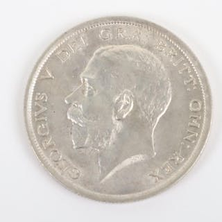 George V (1910-1937) Halfcrown 1916