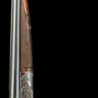 Ithaca SxS Double Barrel Shotgun – Current sales – Barnebys com