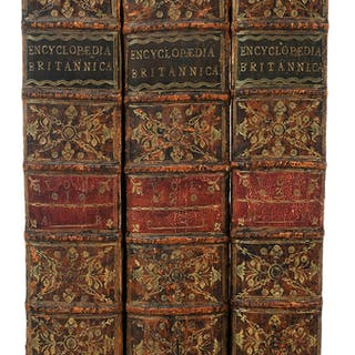Encyclopaedia Britannica, 1773 edition