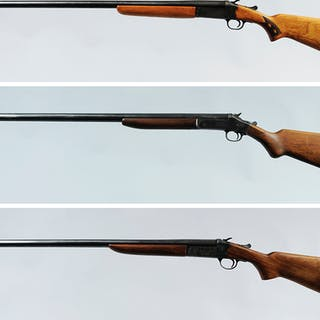 Three Shotguns