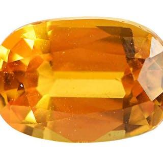 1.22ct. Golden Sapphire