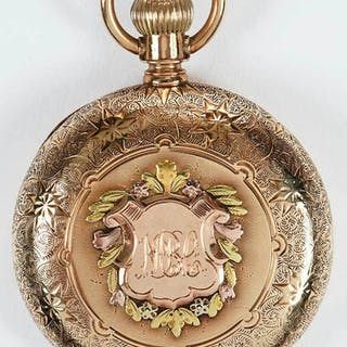 Elgin 14kt. Gold Pocket Watch