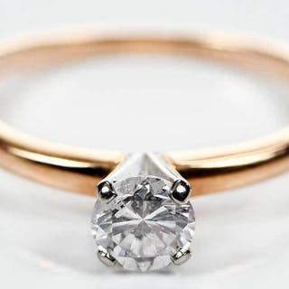 Jabel 14kt. Gold Diamond Ring