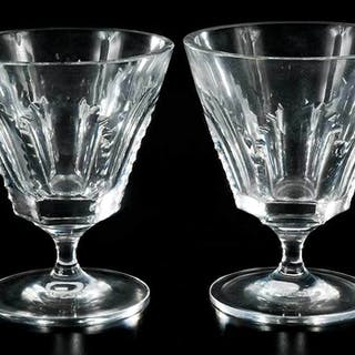 Two Lalique Compotes